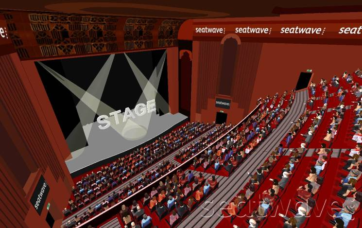View from Seat Block 2 at Eventim Apollo