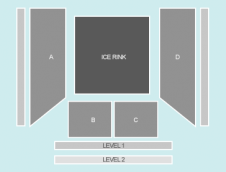 Ice Seating Plan at Motorpoint Arena Cardiff