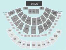 Seated Seating Plan at First Direct Arena