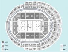Hockey Seating Plan at Lanxess Arena