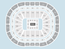 Boxing Seating Plan at Manchester Arena