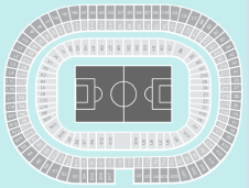 Football Seating Plan at Stade de France
