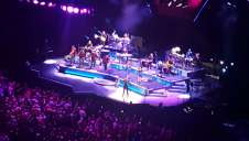 View of Neil Diamond from Seat Block 333 at Hydro