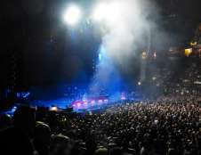 View of Depeche Mode from Seat Block at Manchester Arena