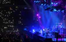 View of Stereophonics from Seat Block 115 at Manchester Arena