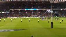 View of  from Seat Block N9 at Murrayfield