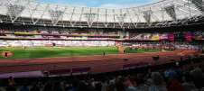 View of World Athletics from Seat Block 233 at Queen Elizabeth Olympic Park