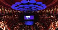 View of James Bond Casino Royale - Film In Concert  from Seat Block GALLERY at Royal Albert Hall