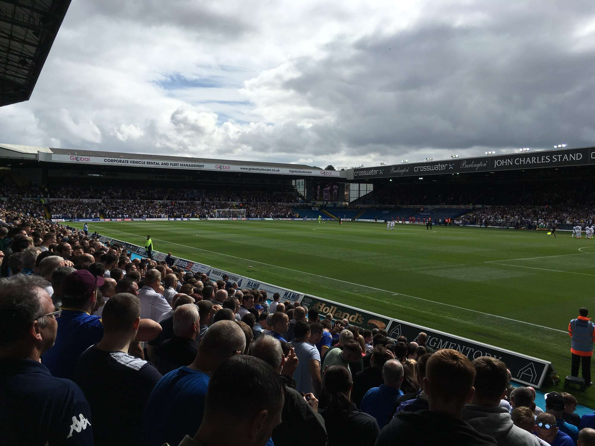 View from Seat Block NEL at Elland Road